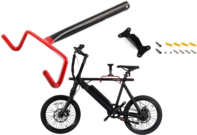 EBIKELING Soporte de Pared para Bicicleta, Gancho de Pared de Acero sólido para Montar en Bicicleta: Amazon.es: Deportes y aire libre