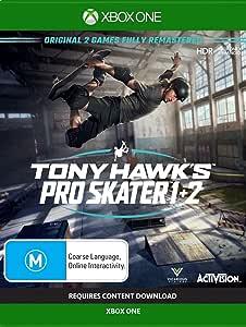 Tony Hawk's Pro Skater 1 & 2 - Xbox One