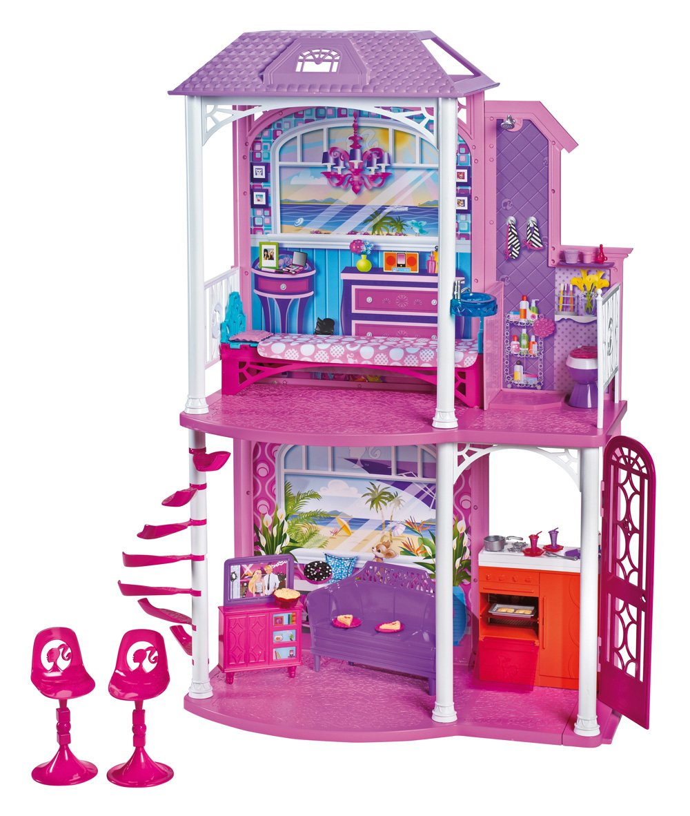 2 Story Barbie Beach House