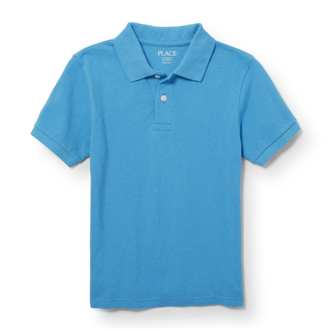 The Children's Place Boys Big Boys Short Sleeve Polo The Children' s Place