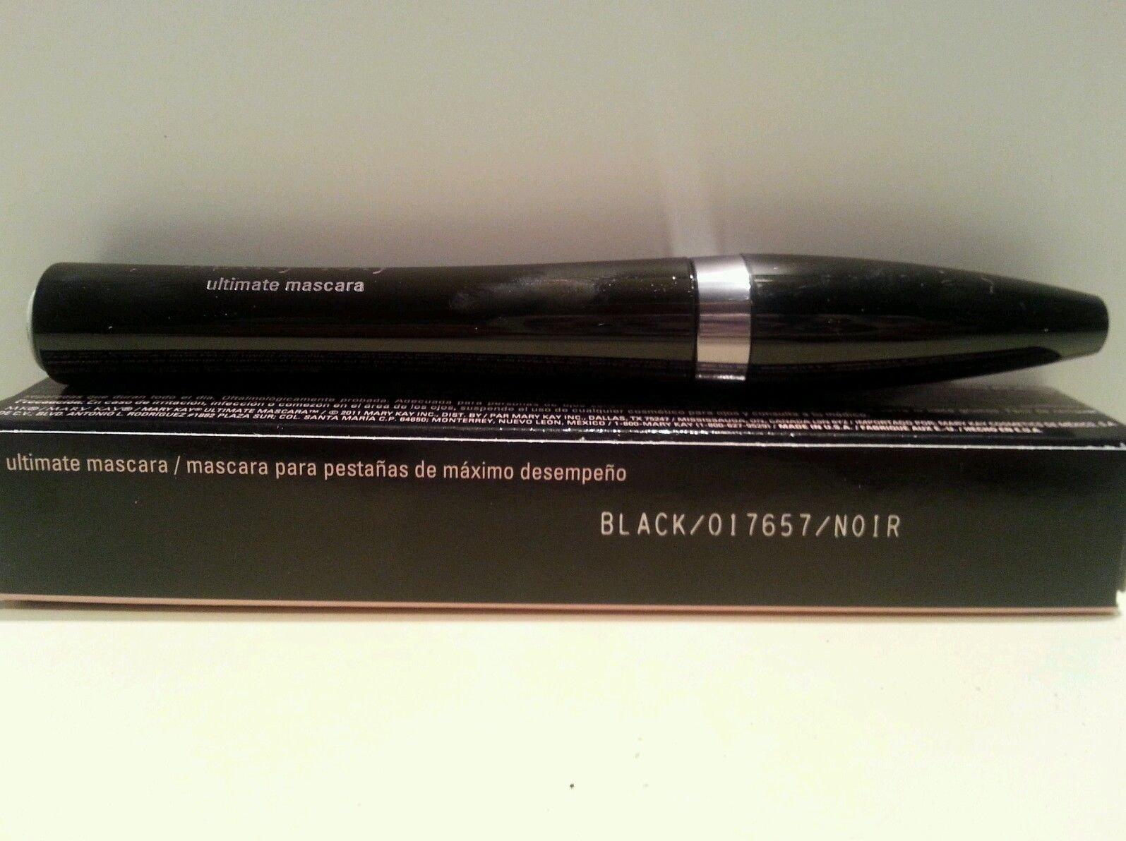 Mary Kay® Ultimate Mascara™: Black, 0.28 oz