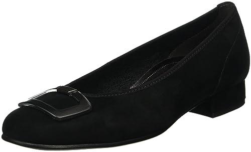 Gabor Shoes Comfort Basic, Ballerine Donna, Nero (Schwarz 47), 35 EU