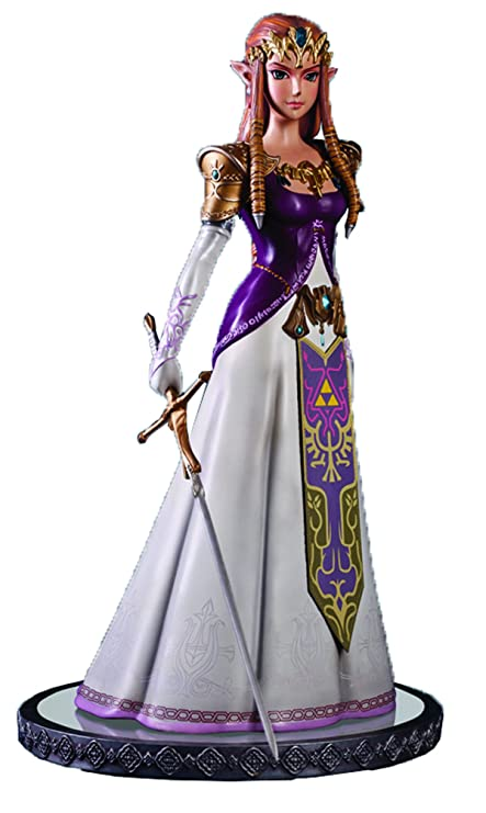 First 4 Figures The Legend Of Zelda Twilight Princess Master Arts Center