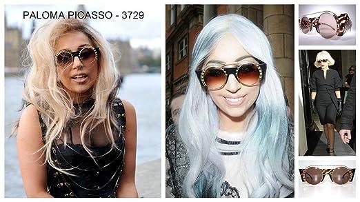 55fade38456b3 Amazon.com  Paloma Picasso original classic vintage 3729 sunglasses as worn  by Lady Gaga  Health   Personal Care