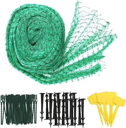 Vogelschutz Netz Hellgrün Teichnetz Laubnetz Pflanzenschutz Netz Windhager
