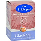 GladRags Cotton Night Pad 1 Ct
