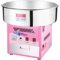 Great Northern Popcorn Commercial Quality Cotton Candy Machine and Electric Candy Floss Maker