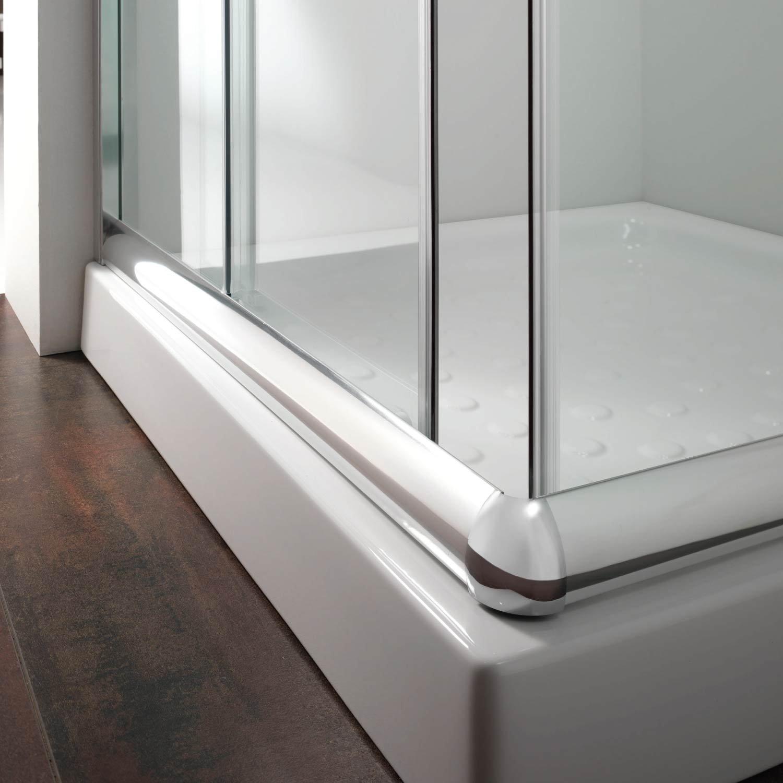 Alabama Box doccia 70x90 H185 trasparente mod