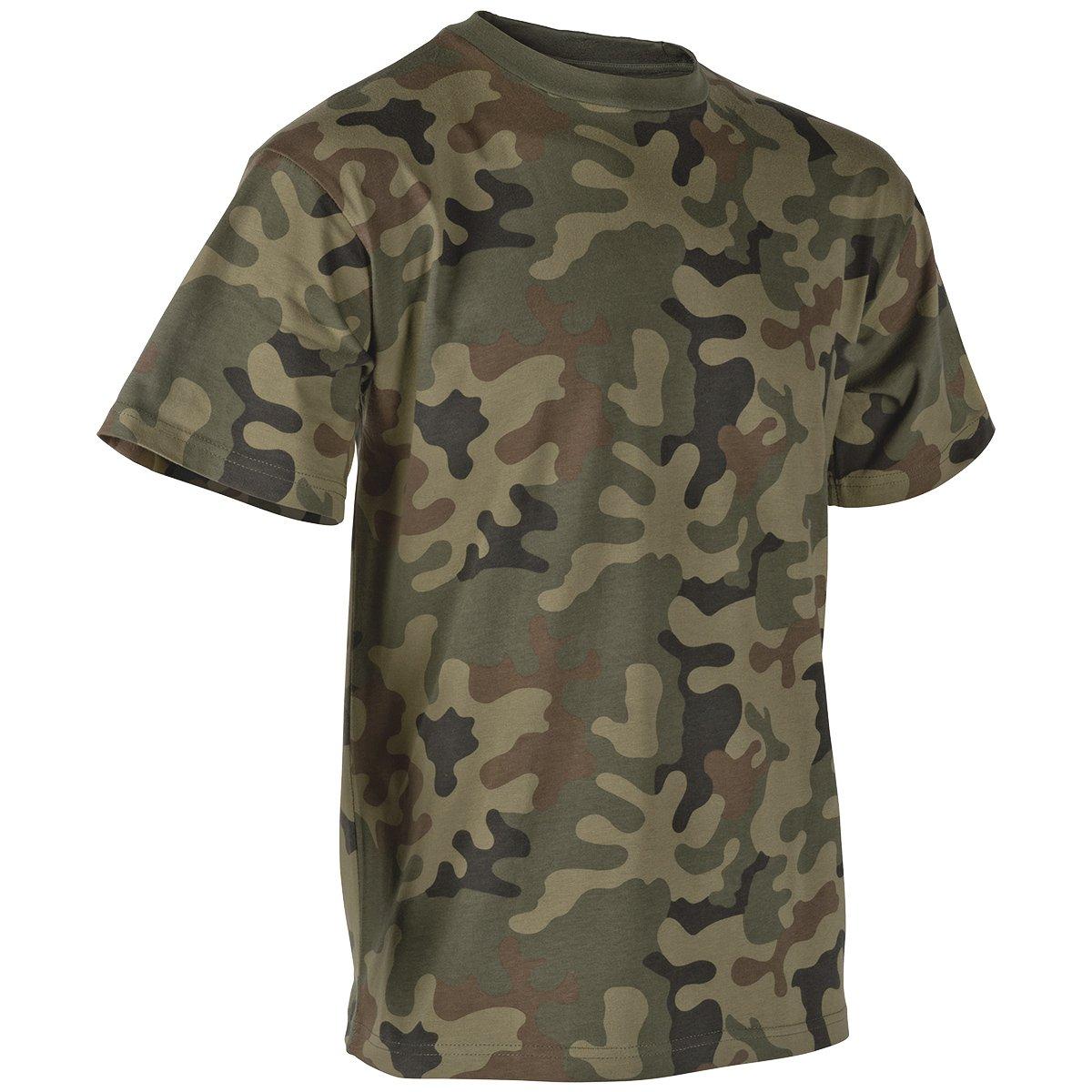 Helikon Mens T-Shirt Legion Forest