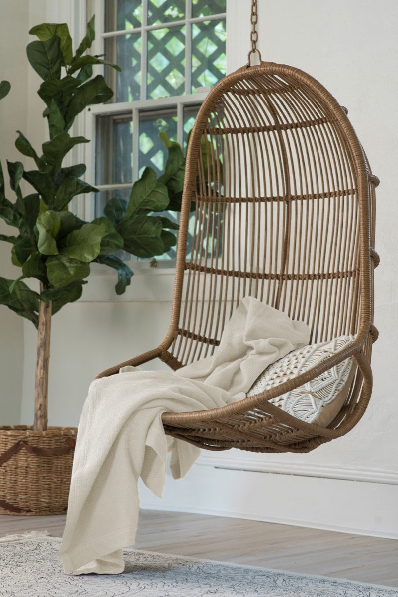 Magnolia Organics Blanket Natural COMINHKR038568 King