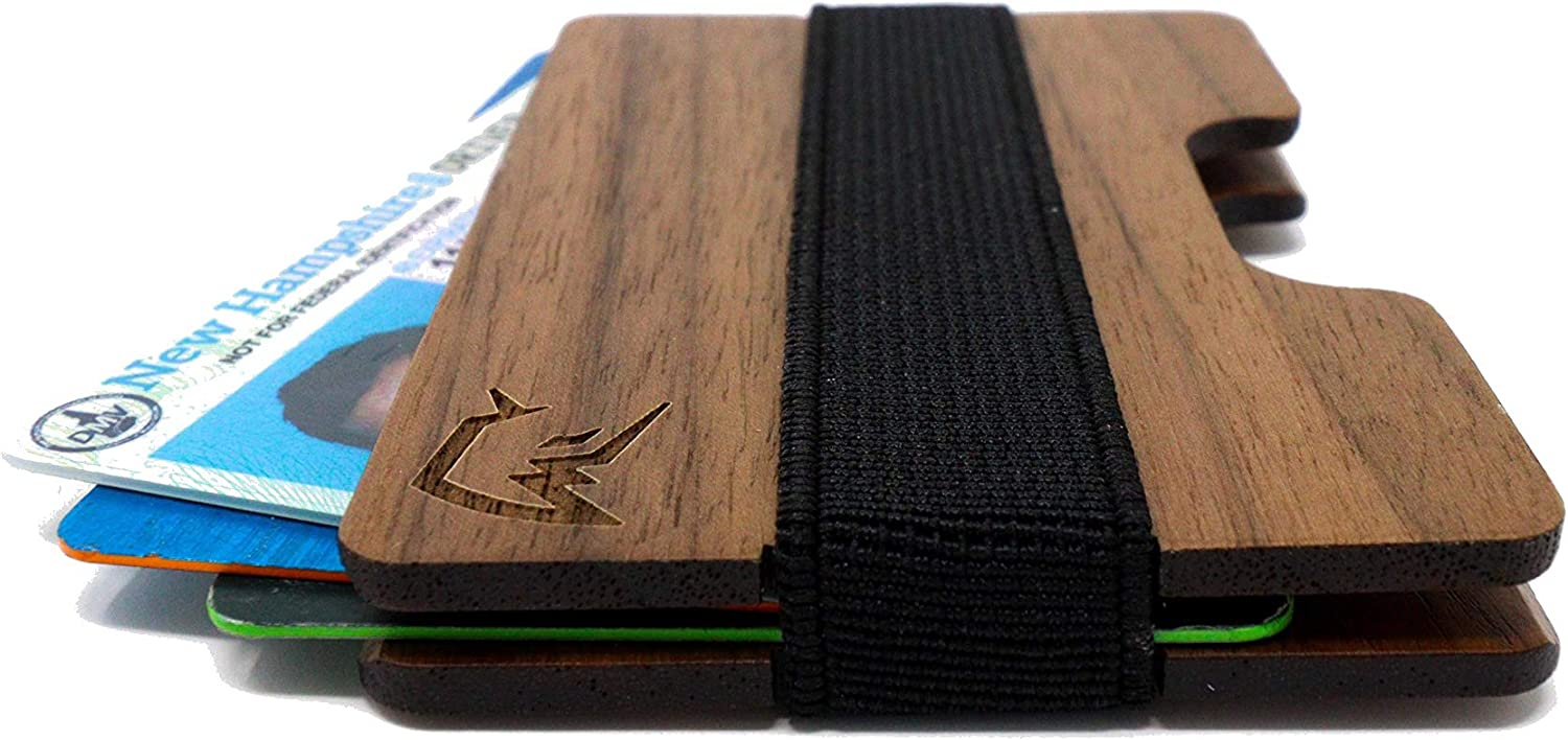 Rhino Wallet - Front Pocket Minimalist Wallet