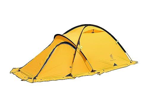 7 opinioni per GEERTOP® Tenda Alpino da campeggio Impermeabile Leggera Protezione UV- 2 Persone