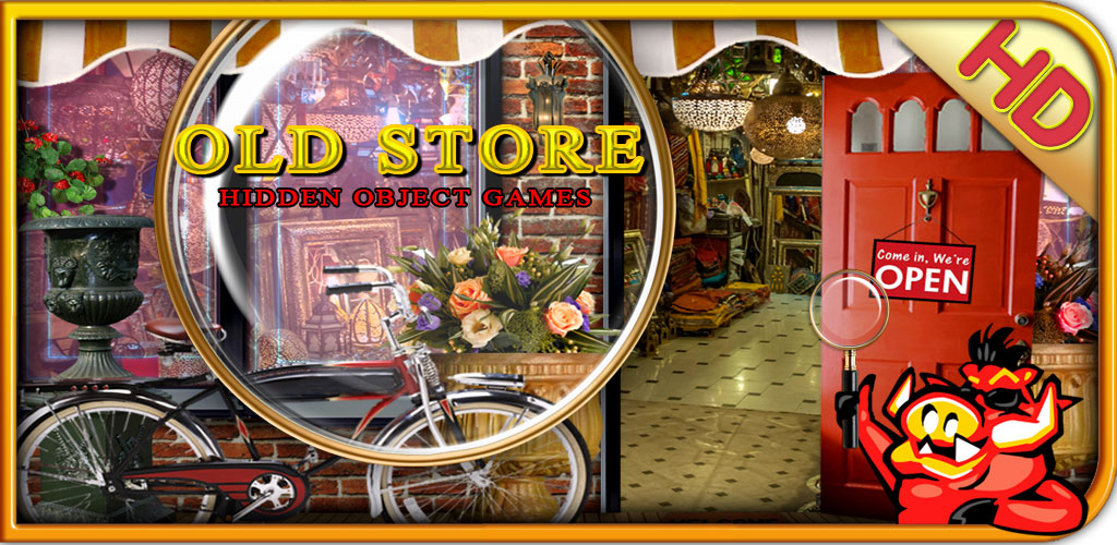 Amazon com: Old Store - Find Hidden Object Game [Download