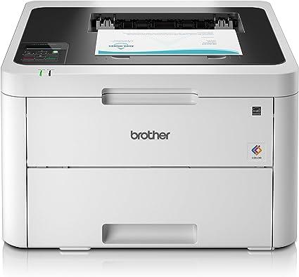Brother HL-L3230CDW - Impresora láser color (WiFi, LED, USB 2.0 ...