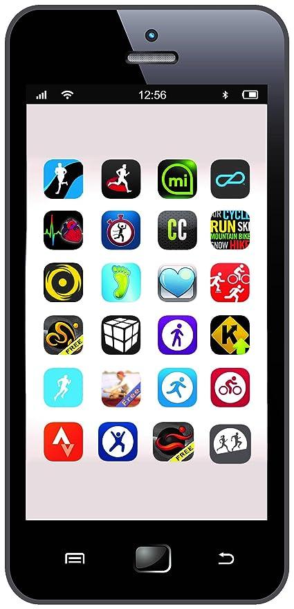 Beurer PM 235 Medición de frecuencia Cardiaca para Smartphone, Unisex: Amazon.es: Deportes y aire libre