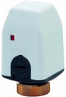 230 Volt 10er Pack EasyTHERM thermischer Stellantrieb M30 x 1,5 f/ür Fu/ßbodenheizung