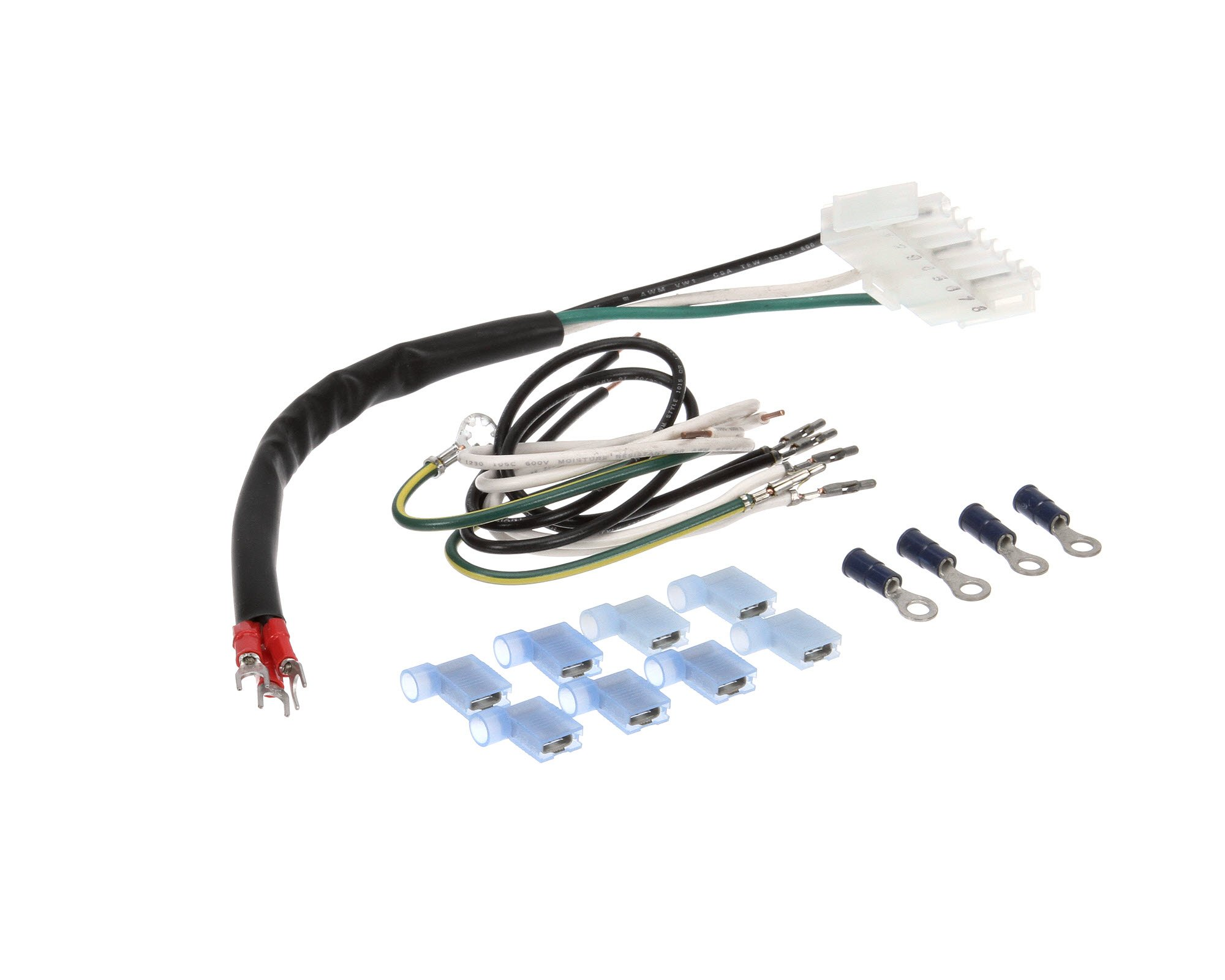 TRUE 966472 8 Pin Cord Kit with  Flange