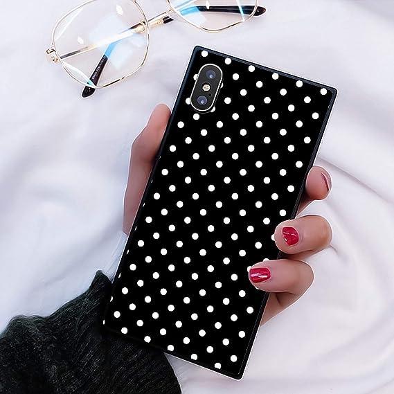 iphone xr polka dot case
