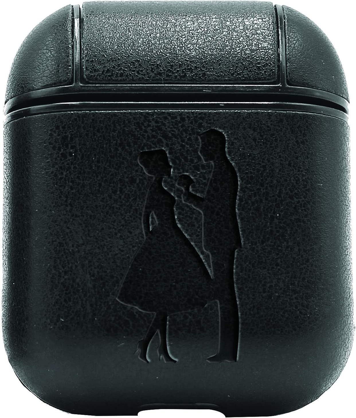 Vintage Black Romantic AirPods Cases