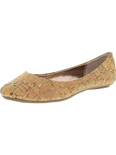 7fff380354f Amazon.com | Steve Madden Women's Heaven-E Natural Ankle-High Flat ...