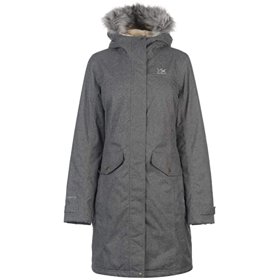 Karrimor Womens Urban Parka  Amazon.co.uk  Clothing 15f7d22e5a1