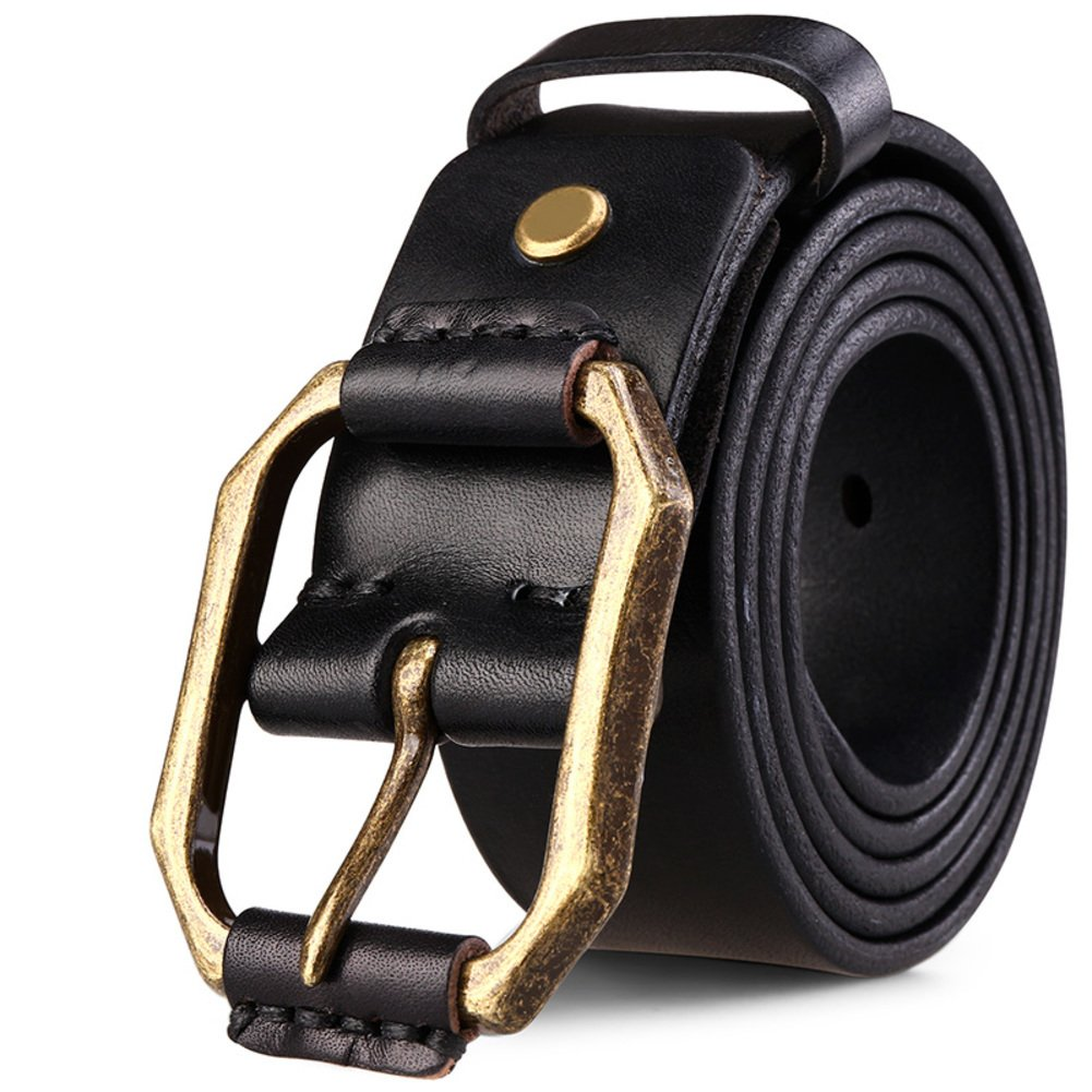 Mens Belt//Leather Belts//Hand Made Old Casual Trousers