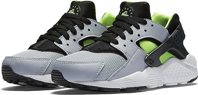 7a91b11c657c Amazon.com  NIKE HUARACHE RUN (GS) Boys sneakers 654275-015  Clothing