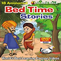 18 ANIMATED BED TIME STORIES