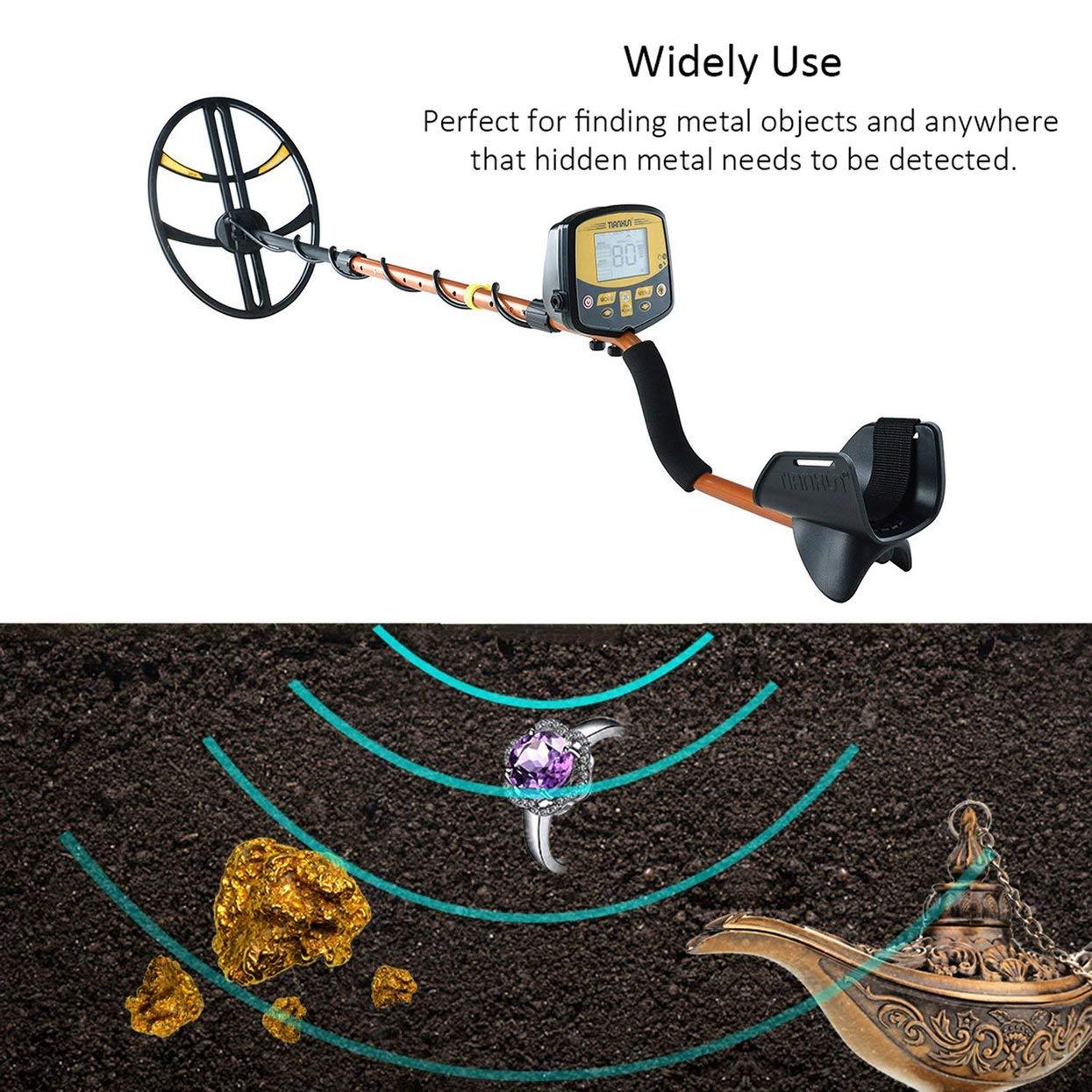 LoveOlvidoE Máquina de búsqueda subterránea con Detector de Metales Hine Coin Digger Sound Mode Game: Amazon.es: Juguetes y juegos