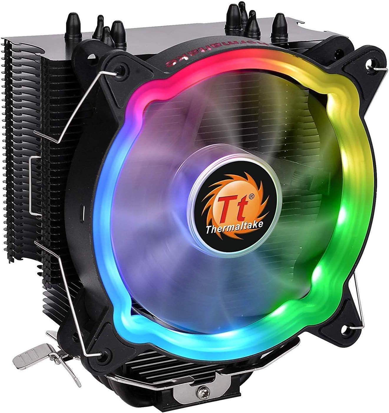 1604 CL-P065-AL12SW-A Thermaltake AIRCOOLER TT UX 200 AIR Cooler PWM ARGB