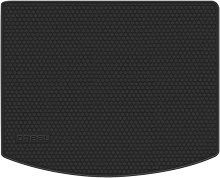 Rear Trunk Cargo Liner Tray Rubber Mat For 2013 2014 2015 2016 2017 Ford Escape