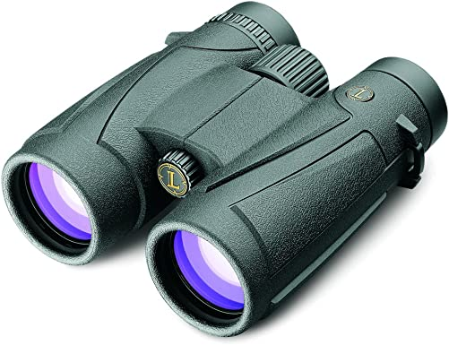AMAREY Leupold 119197 BX-1 McKenzie Green Ring Binoculars, Black, 8 x 42mm