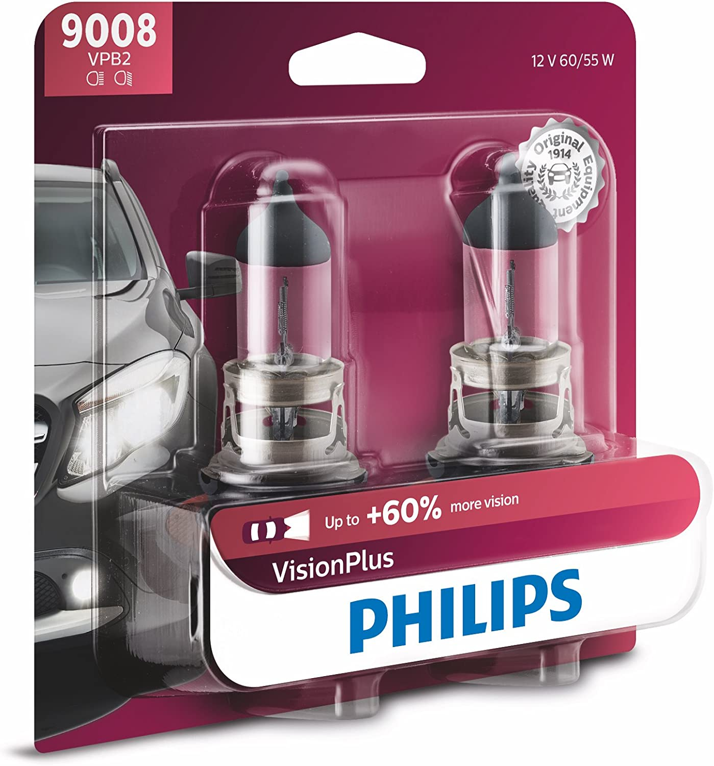 Philips 9008 VisionPlus
