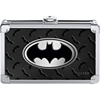 Vaultz Batman Organizador de Lápices, 8.5 x 2.5 x 5.5 Pulgadas,Negro (VZ00877)