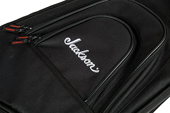 Amazon.com: Jackson Rhoads Minion Electric Guitar Gig Bag, Black: Musical Instruments