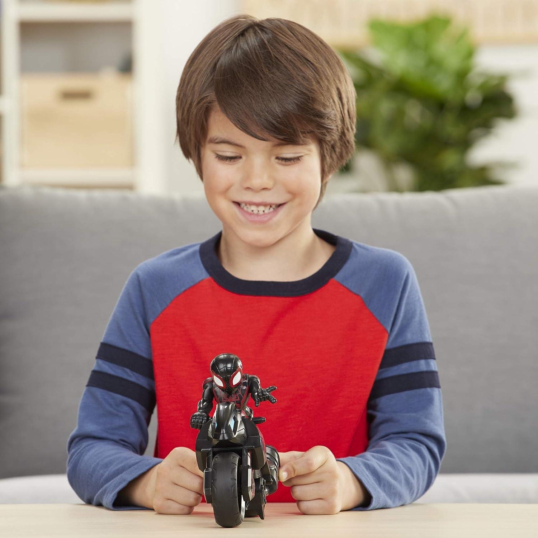 Playskool Heroes Kid Arachnid Web Wheels 2521069-Marvel Super Hero Adventures