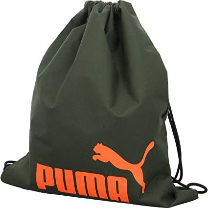 PUMA Phase Gym Bag, Unisex Adulto, Forest Night, OSFA ...