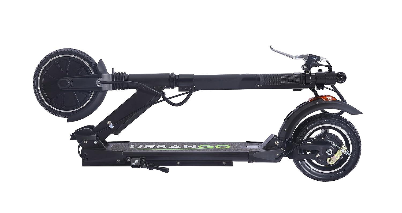 Urbanmove Start Plus Scooter eléctrico, Unisex Adulto, Negro, Talla Única: Amazon.es: Deportes y aire libre
