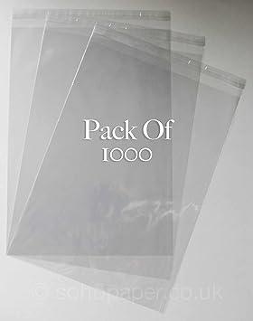 A3 - bolsas de papel celofán autoadhesivo disponible EN ...