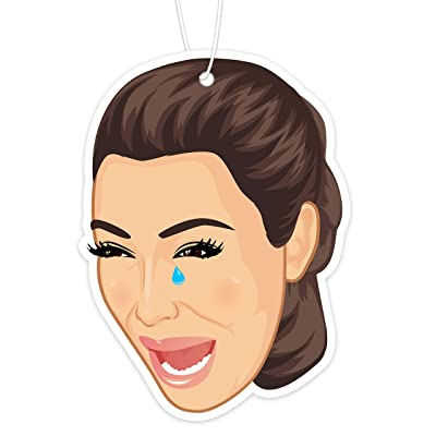 Kim Kardashian Air Freshener (Tears Scented): Automotive