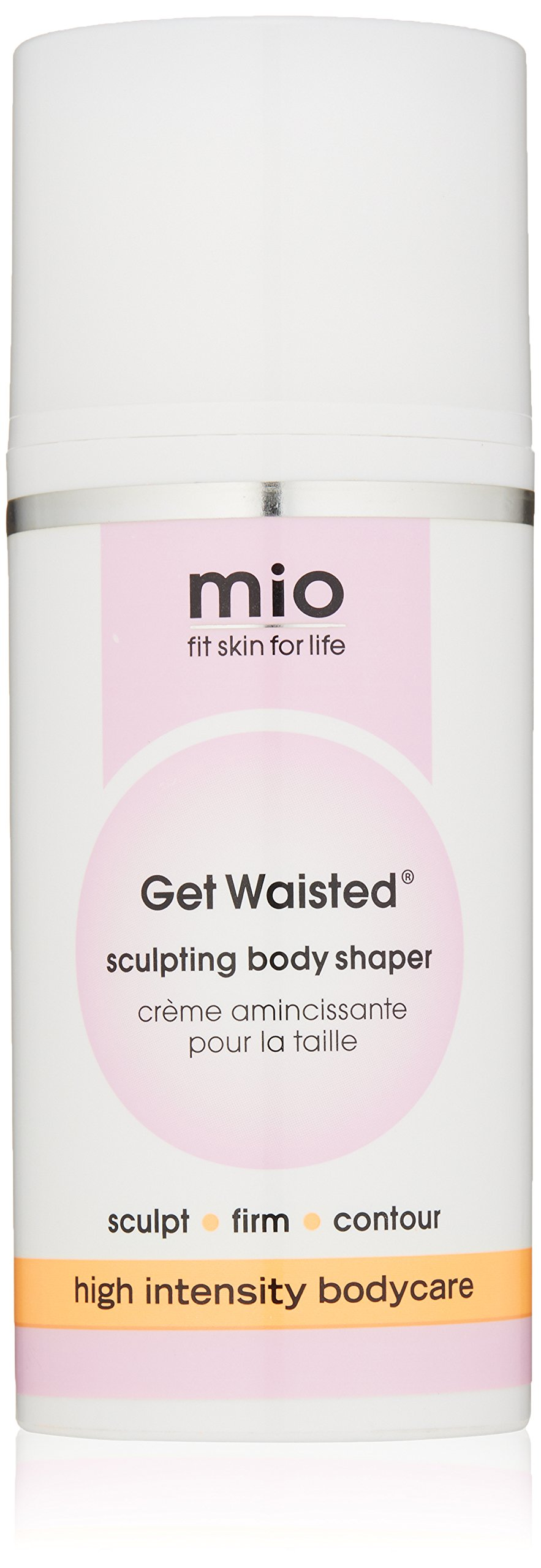 Mio Get Waisted Sculpting Body Shaper, 3.4 Fl Oz