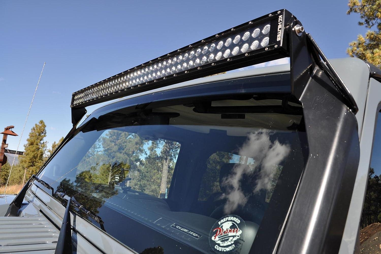 Amazon kc hilites 366 overhead mount c50 led bar and bracket amazon kc hilites 366 overhead mount c50 led bar and bracket kit for jeep jk automotive aloadofball Images