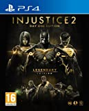 INJUSTICE 2 LEGENDARY EDITION – Edition limitée Steelcase – Inclus un Coin Collector
