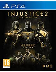 Injustice 2 Légendary Edition - Day One Edition