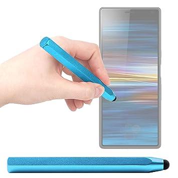 DURAGADGET Lápiz Stylus Azul para Smartphone Sony Xperia L3 ...