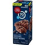 Fiber One Chocolate Fudge Brownies, 40 Count, 35.6 Oz