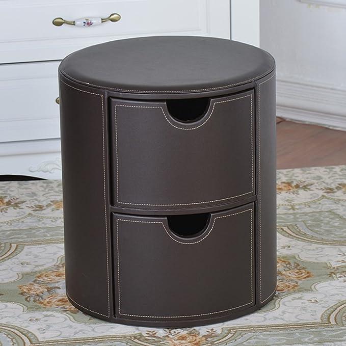 Dorable Almacenamiento Circular Muebles Otomana Ideas - Muebles Para ...