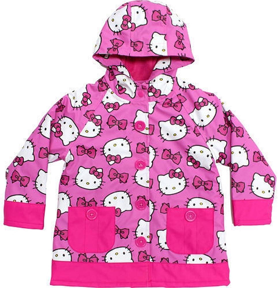Pink, 2T Western Chief Girls Hello Kitty Rain Coat