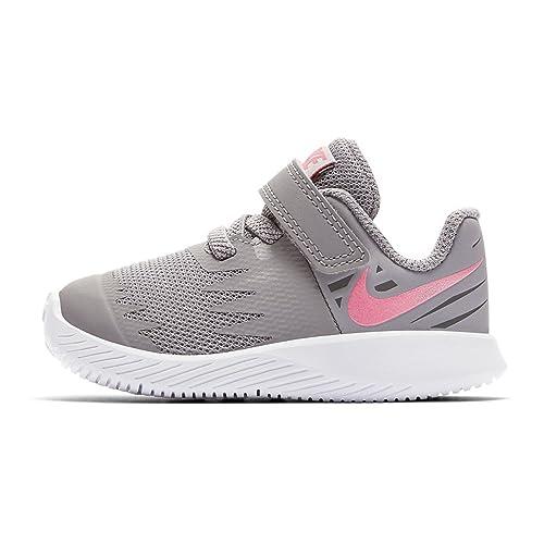 Nike 439-907256 002 Scarpa Strappi + Elastico Bambina  Amazon.it  Scarpe e  borse 36890475764