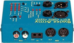 Ebtech Swizz-CT Swizz Army 6-in-1 Cable Tester